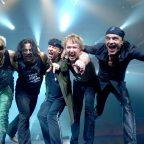 Homenagem: Scorpions, do principio do Hard Rock até hoje