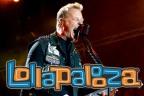 Metallica: um verdadeiro espetáculo no Lollapalooza