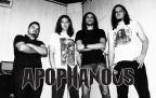 """Apophanous: Banda se apresenta no """"Unholy Friday Fest"""" neste fim de semana"""