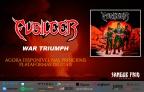 """Fusileer: """"War Triumph"""" já pode ser encontrado nas maiores plataformas de streaming do mundo"""