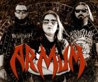 "Armum: Banda apresenta a ""Infernal Domain Tour 2017"", confira!"