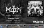 "Morthur: Saiba onde encontrar o debut álbum ""Between the Existence And The End"""